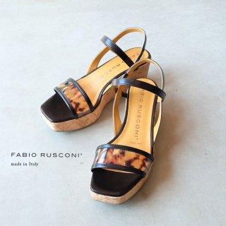 FABIO RUSCONI ファビオルスコーニミュールサンダル (fabio-effe620)