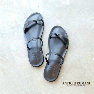 ANTICHI ROMANI アンティキ ロマーニ 本革 フラットトングサンダル (antichi059)