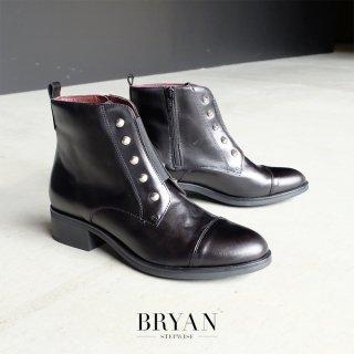 BRYAN STEPWISE レースレスショートブーツ(bryan36000)