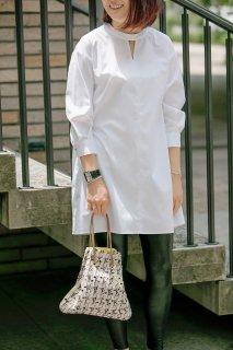 7/26. 22:00-再販 七分袖UVカットシャツ