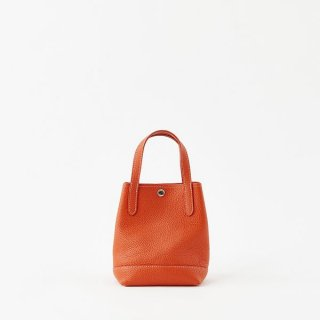 S.LEATHER VERTICAL TOTE S