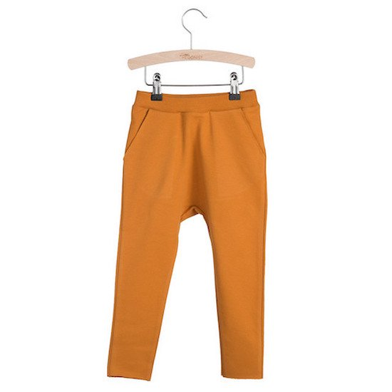 40%OFF - Little HEDONIST BAGGY PANT / Pumpkin