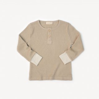 <img class='new_mark_img1' src='https://img.shop-pro.jp/img/new/icons20.gif' style='border:none;display:inline;margin:0px;padding:0px;width:auto;' />30%OFF - Fin & Vince waffle henley / almond