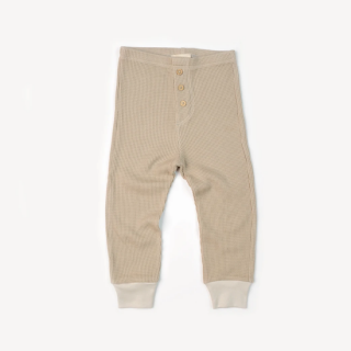 <img class='new_mark_img1' src='https://img.shop-pro.jp/img/new/icons20.gif' style='border:none;display:inline;margin:0px;padding:0px;width:auto;' />40%OFF - Fin & Vince waffle button pant / almond