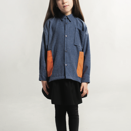 40%OFF - Rocket Pear SHIRT / BLUE