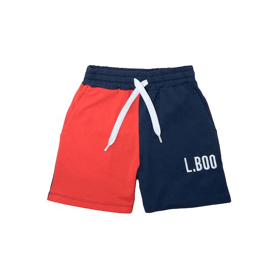40%OFF - Lil'Boo SPLIT SHORTS / Red