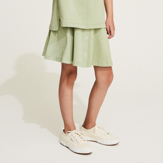 WAWA ATELIER SKIRT / FORM GREEN