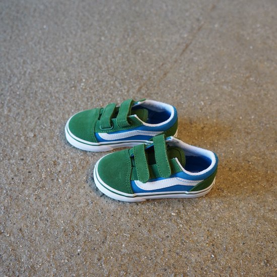 VANS OLD SKOOL VS / GREEN