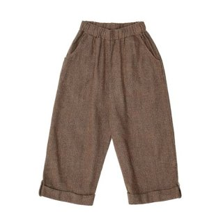<img class='new_mark_img1' src='https://img.shop-pro.jp/img/new/icons10.gif' style='border:none;display:inline;margin:0px;padding:0px;width:auto;' />the campamento CULOTTE TROUSERS