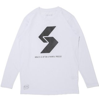 LEGENDS DRY LOGO PRINT L/S TEE