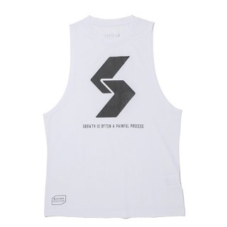 LEGENDS DRY LOGO PRINT WIDE ARMHOLE TANK TOP
