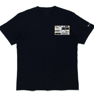 COTTON BIG WORLD PRINT S/S TEE