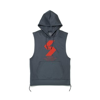 <img class='new_mark_img1' src='https://img.shop-pro.jp/img/new/icons8.gif' style='border:none;display:inline;margin:0px;padding:0px;width:auto;' />DOUBLE KNIT BIG LOGO TANK HOODIE