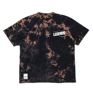 COTTON BIG TIE DYE S/S TEE