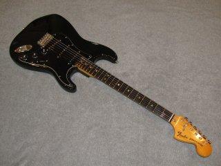 Fender 1977 Stratocaster Hard Tail Black/Rose【中古】