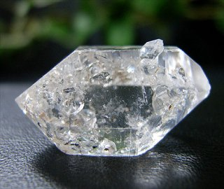 ナチュラルポイント(貴州産ガーデン水晶ダブルターミネーター304)