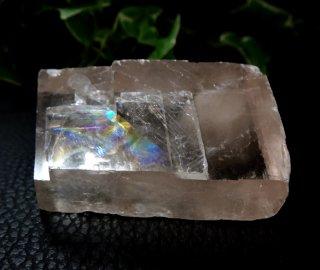 原石(オプティカルカルサイト22)ピンク