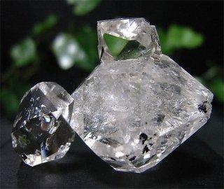 原石(ハーキマーダイヤモンド20)