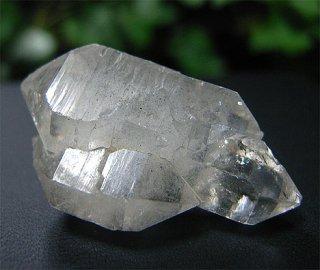 ナチュラルポイント(ダブルターミネーター507)両剣水晶