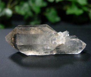 ナチュラルポイント(ダブルターミネーター519)両剣水晶
