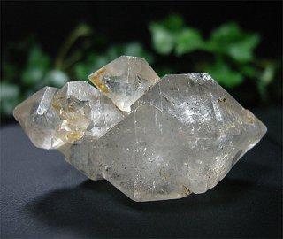 ナチュラルポイント(ダブルターミネーター521)両剣水晶