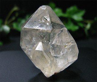 ナチュラルポイント(ダブルターミネーター526)両剣水晶
