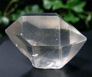 ナチュラルポイント(ダブルターミネーター528)両剣水晶