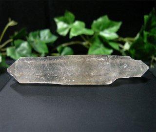 ナチュラルポイント(ダブルターミネーター538)両剣水晶