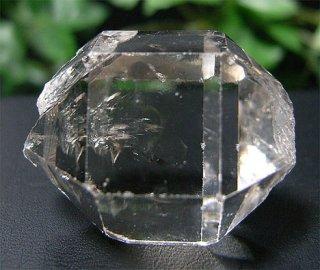 ナチュラルポイント(ダブルターミネーター542)両剣水晶