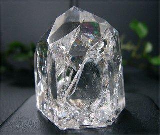 ポリッシュポイント(レインボー水晶312)