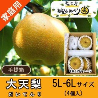 【N-L1 大天梨 形不揃い \1500】 ご自宅用 10月の梨ランキング 100年に一度の優良品種