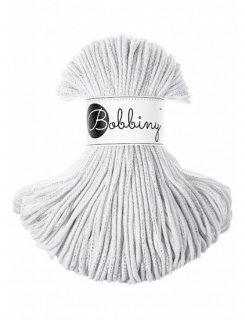 【限定】Bobbiny JUNIOR 3mm シルバー・ホワイト