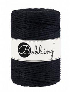 Bobbiny マクラメ シングル(5mm) ブラック