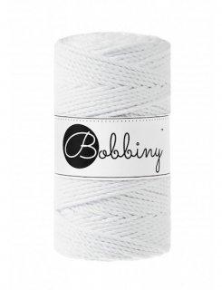 Bobbiny マクラメ3ply (3mm) ホワイト