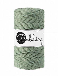 Bobbiny マクラメ3ply (3mm) ユーカリグリーン