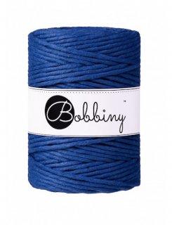 【限定】Bobbiny マクラメ シングル(5mm) クラシックブルー