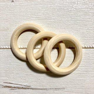 ウッドリング 50mm(3個入り)