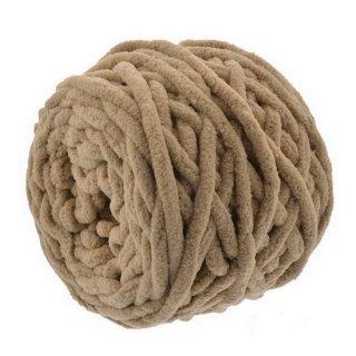cotton mall yarn モカ