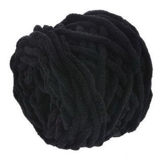cotton mall yarn ブラック