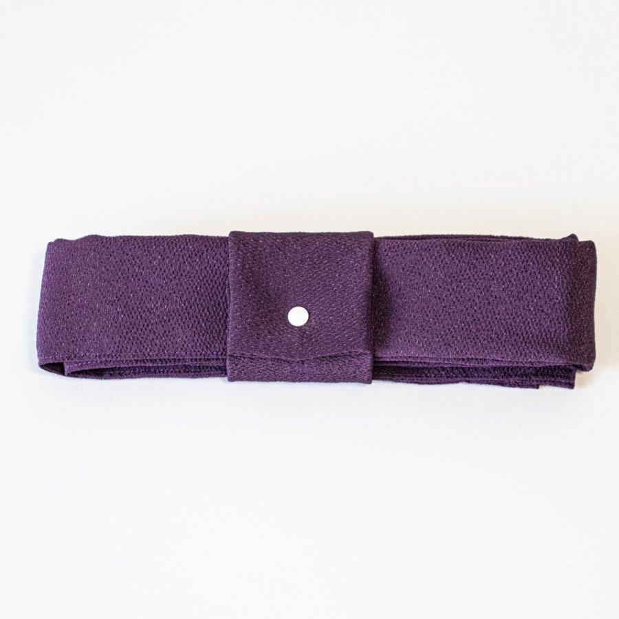 楽々おびあげ(紫/茄子紺)