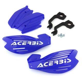 ACERBIS X-FORCE ハンドガード ブルー