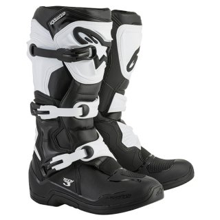 ALPINESTARS TECH3ブーツ ブラックホワイト
