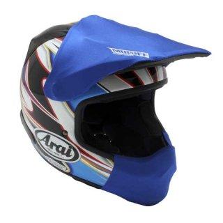 MUDOFF ヘルメットマディカバー ブルー