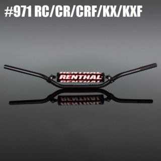 RENTHAL 7/8ハンドルバー R.カーマイケル CR/CRF,KX/KXF