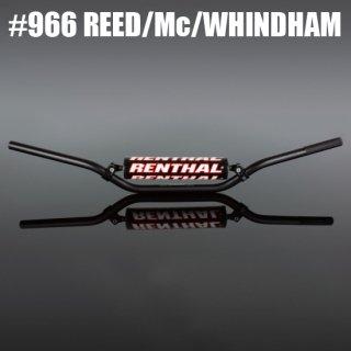 RENTHAL 7/8ハンドルバー C.リード/マクグラス/K.ウインダム
