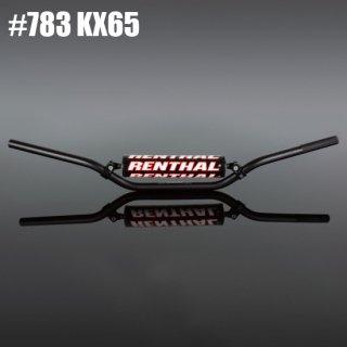 RENTHAL 7/8 ミニハンドルバー KX65 /RM65 <img class='new_mark_img2' src='https://img.shop-pro.jp/img/new/icons47.gif' style='border:none;display:inline;margin:0px;padding:0px;width:auto;' />