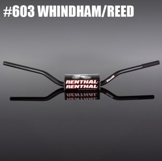 RENTHAL FATハンドルバー C.リード/K.ウインダム