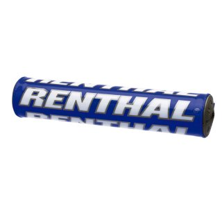 RENTHAL SXバーパッド 10インチ ブルー