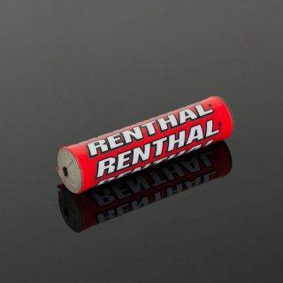 RENTHAL SXバーパッド 8.5インチ レッド