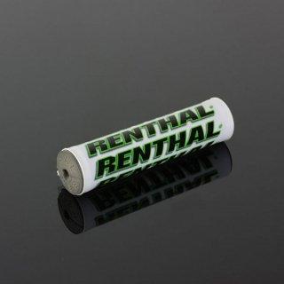 RENTHAL SXバーパッド 8.5インチ ホワイトグリーン